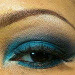 Urban Decay Deluxe Shadow Box: Blues Tutorial
