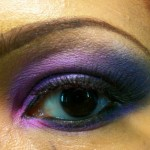Urban Decay Deluxe Shadow Box: Fishnet & Ransom Look