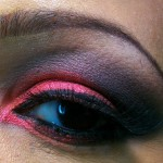 Valentine's Day Makeup: Spicy Red Hot Diva