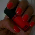 "NOTD: MAC ""To The Beach"" Scorcher"