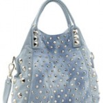 Bag Lust: Be & D Studded Foldover Tote (Love It!!)