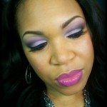 Makeup Tutorial: Smokey Amethyst Eyes