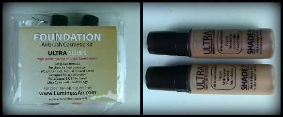 how to make luminess air foundation