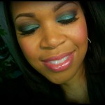 Urban Decay Tutorial: Shattered Eyes