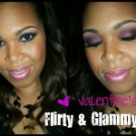 Valentine's Day: Flirty & Glammy Hair