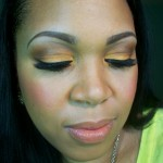 Spring 2012 Makeup Trend: Wearable Orange Eye Look