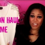 First Spring/Summer Fashion & Accessories Haul