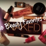 Beauty Faves: My Top 10 Beauty Favorites of 2013