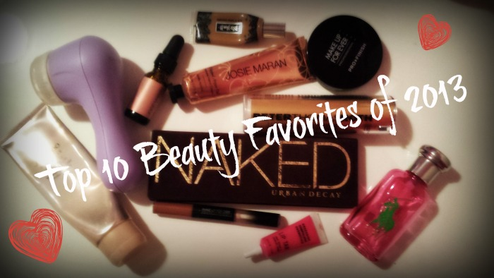 beauty favs2013