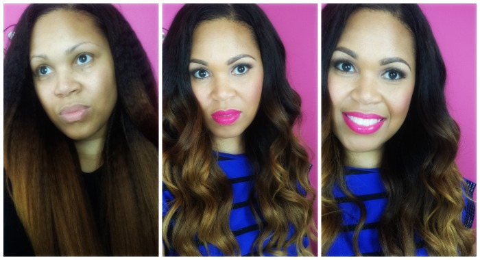 Krs hair group knappy knatural coarse extentions review beauty i love the results in the knatural state and i love it in the flat ironedcurled look too this texture did not take too long to straighten and it also pmusecretfo Choice Image