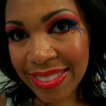 Makeup Tutorial: 4th Of July Inspired Eyes
