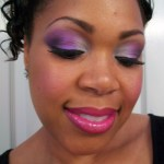 Makeup Tutorial: Special Request White, Light Purple & Dark Purple Eye Look
