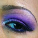Spring Makeup Tutorial: Flirty Purples Eyes