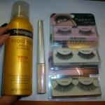 Makeup Haul Part III: Drugstore Sunless Tanner, LA Splash & Lashes