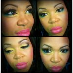 "Rihanna Official Video ""Who's That Chick"" Makeup Look"