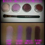 Raving Beauty Cosmetics: Valentine's Day Haul With Swatches