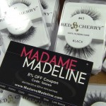 Madame Madeline online: Red Cherry Lash Haul & More!