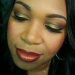 Fall Inspired Makeup Look #3: Toasted Ginger