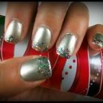 Holiday Nails 2011: Spark-tacular Blinged Out Nails