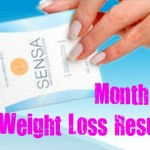 New Sensa Journey Take 2: Month 1 Results
