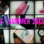 Tasha'a Beauty Haul: Spring Summer 2012