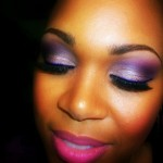 New Makeup Tutorial: Purplelicious Eyes
