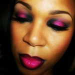 Ombre Makeup: Eyes, Lips & Foundation Tutorial