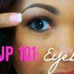 Makeup 101: My Everyday Eyebrow Routine