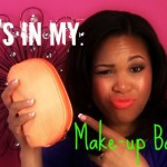 What's In My Make-up Bag??